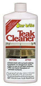 Starbrite Teak Cleaner 16 oz