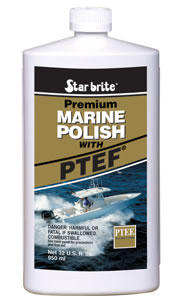 Starbrite Premium Marine Polish with PTEF 32 oz