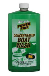 Starbrite Power Pine Boat Wash Quart