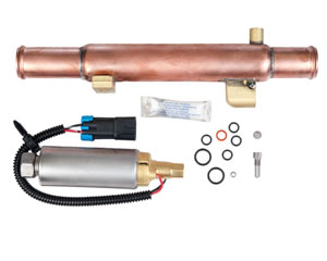 Sierra 188862 Fuel Pump W/Cooler