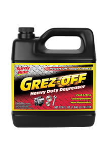 Spray Nine Marine Grez-Off Heavy Duty Degreaser Gallon