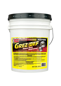 Spray Nine Marine Grez-Off Heavy Duty Degreaser 5 Gallon