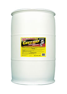 Spray Nine Marine Grez-Off Heavy Duty Degreaser 55 Gallon