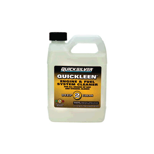 Mercury / Quicksilver 8M0058681 Quickleen Engine And Fuel 32 oz