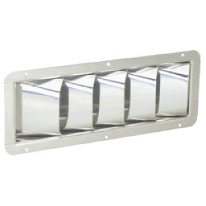 Attwood Stainless Steel Louvered Vent