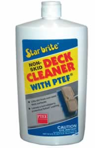 Starbrite Non-Skid Deck Cleaner with PTEF 32 oz