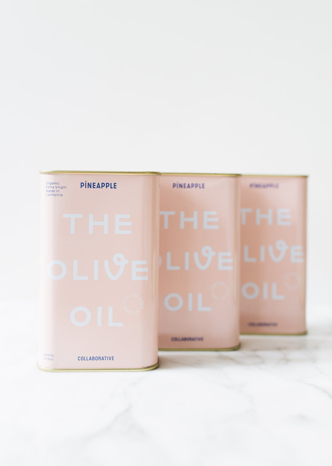 Pineapple Collaborative Olive Oil