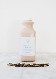 Cardamom Chai Milk Tea