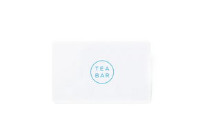 Tea Bar Gift Card