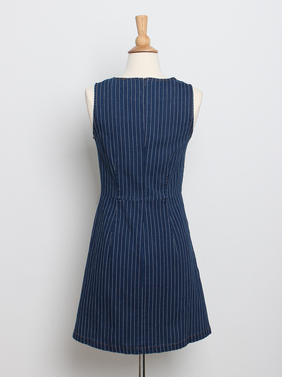 Desiree Denim Dress Dark