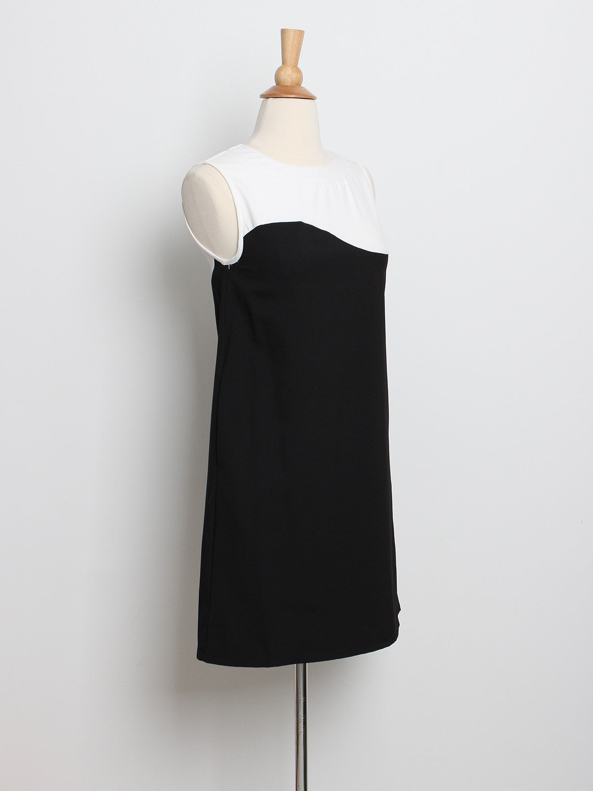 Katelyn Wave Dress Black