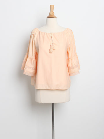 Luella Dreamers Top Peach