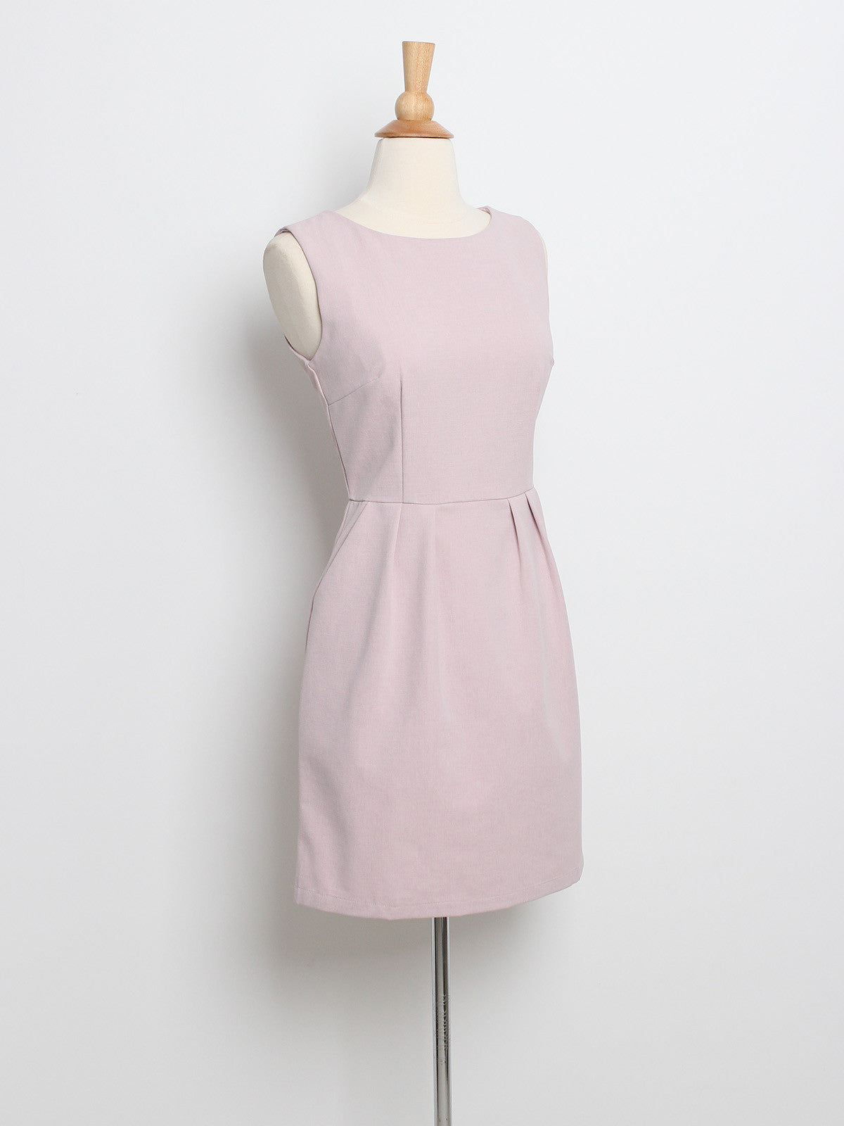 Everitt Basic Dress Pink