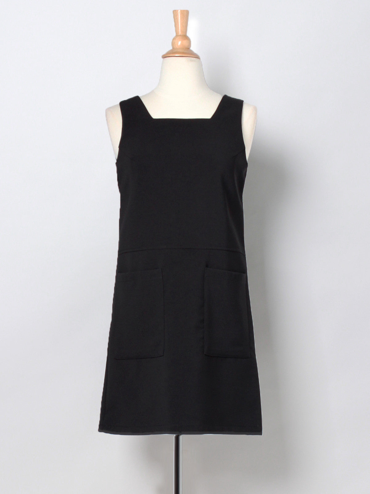 Miley Executive Shift Dress Black