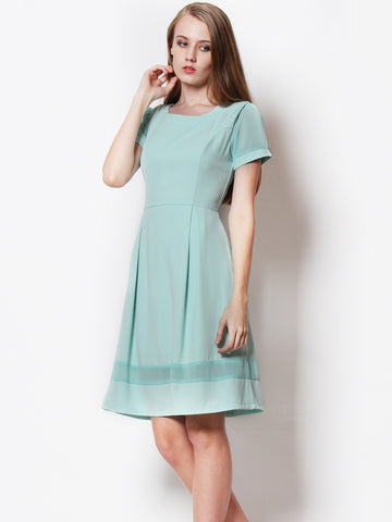 Merissa Midi Dress Mint