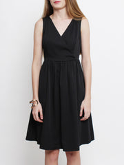 Delora Occasion Midi Dress Black