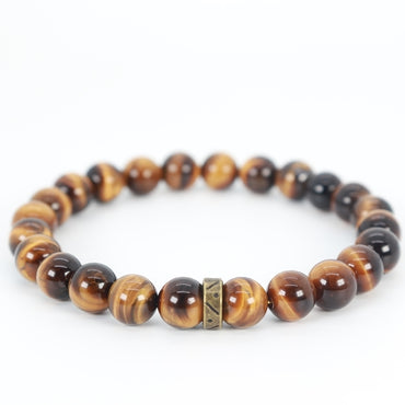 Authentic tiger eye bracelet