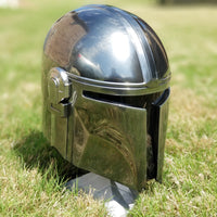 Mando helmet finished