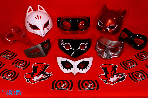 COMBO DEAL: Complete mask set