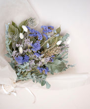 Load image into Gallery viewer, Dried Bouquet - Periwinkle Blue