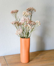 Load image into Gallery viewer, Terra Cotta Pinched Vase