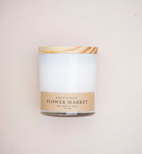 Load image into Gallery viewer, Flower Market Soy Candle