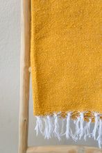 Load image into Gallery viewer, Catalina Throw - Ochre