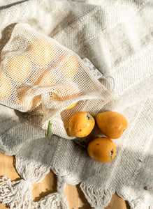 Cotton Produce Bag Set