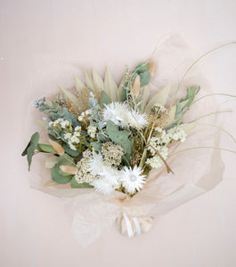 Dried Bouquet - Beachy Neutrals