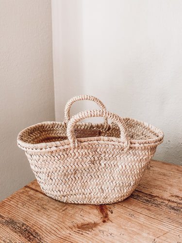 Marrakech Straw Hand Bag