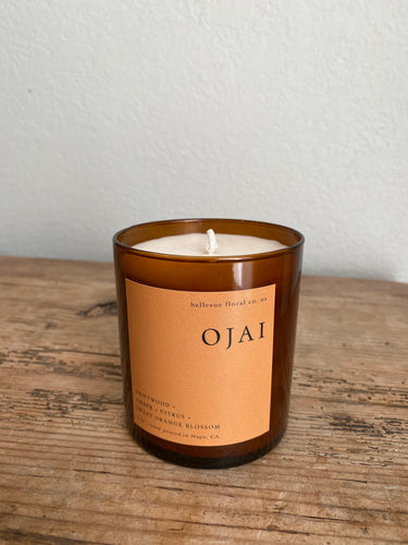 Soy Candle - Ojai