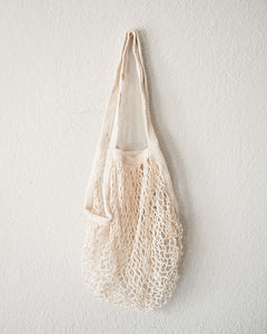 French Market Bag - Ivory