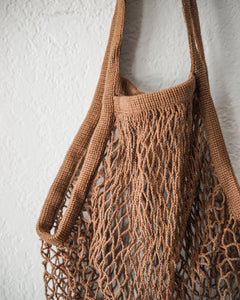French Market Bag - Brown