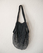 Load image into Gallery viewer, French Market Bag - Black