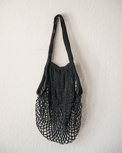 French Market Bag - Black