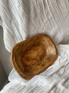 Reclaimed Wooden Bowl