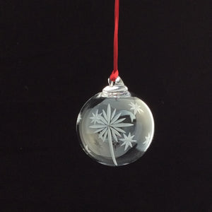 Hand Cut Bauble