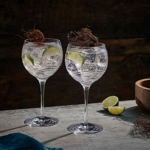 Tonn Gin Glass - Pair