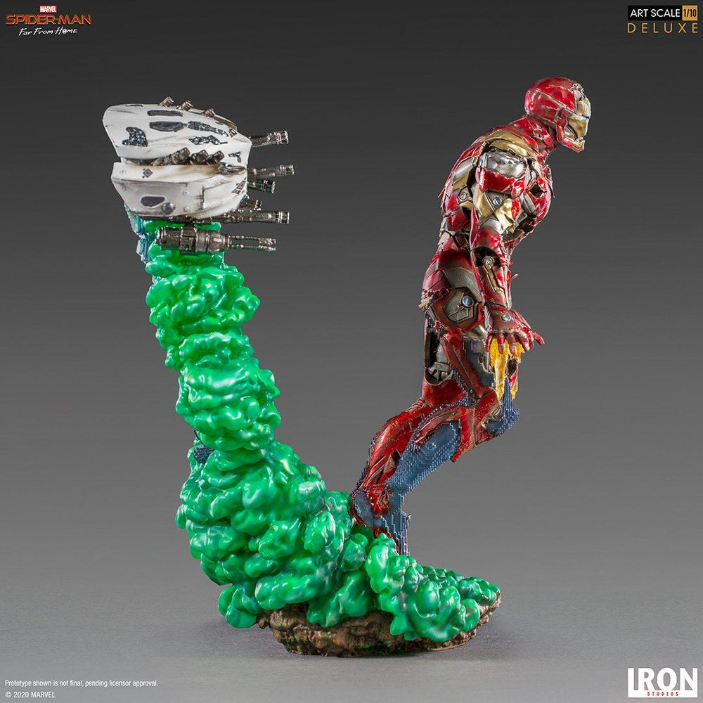 PREORDER - IRON STUDIOS Iron Man Illusion Deluxe Art Scale 1/10 - Spider-Man: Far From Home