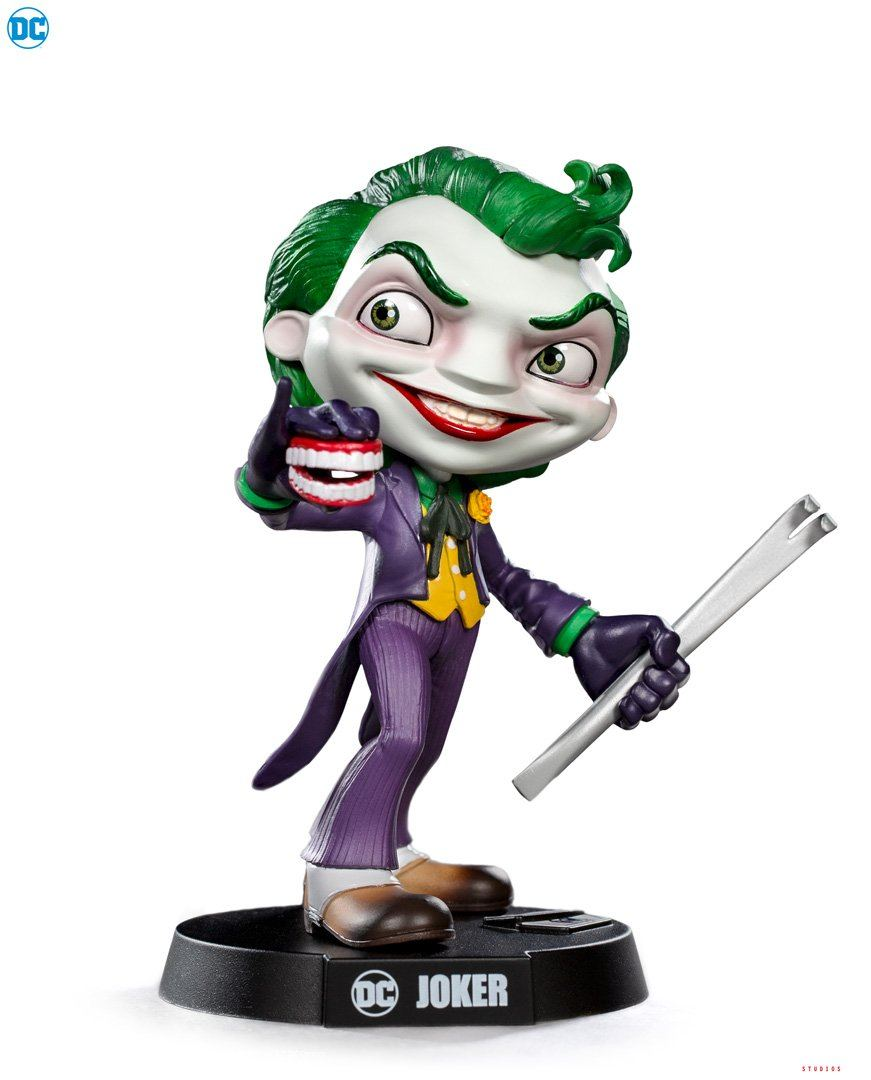 PREORDER - IRON STUDIOS - The Joker - DC Comics - Minico