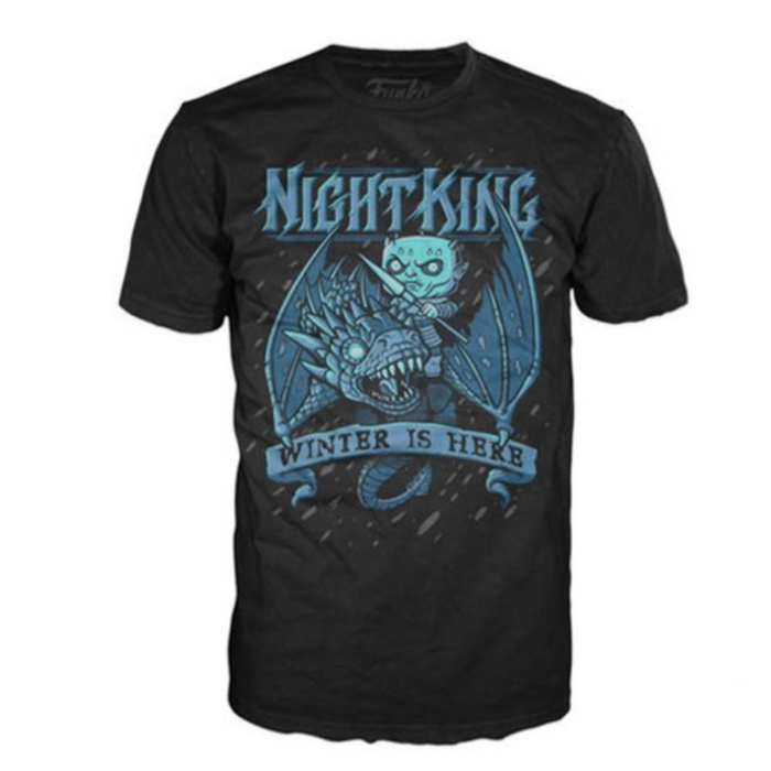 FUNKO POP! Tees: Game Of Thrones - King Ice Dragon