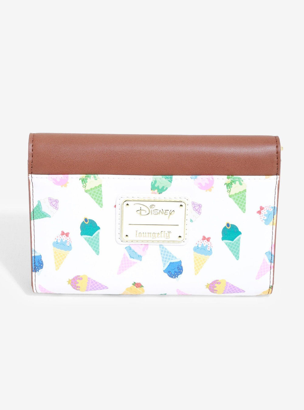 LOUNGEFLY Disney Princess Ice cream Wallet
