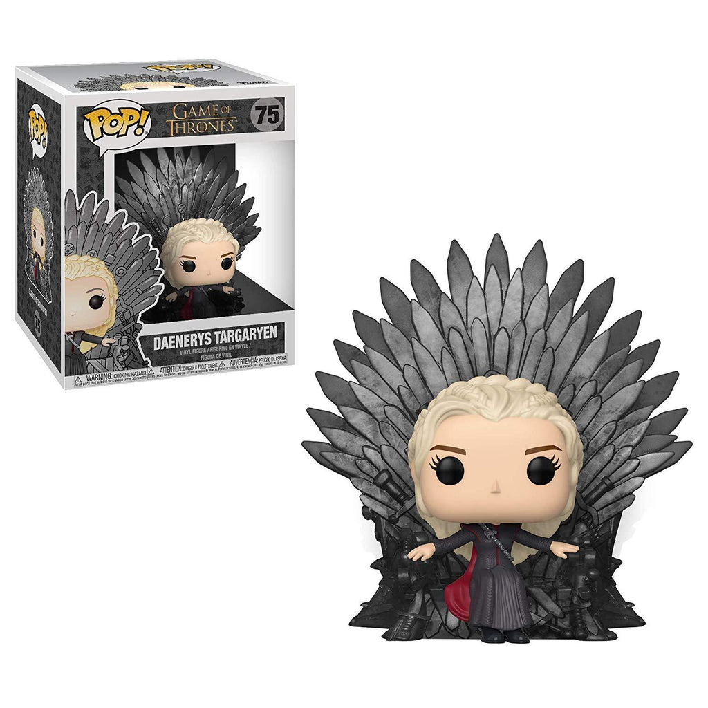 FUNKO POP! Game of Thrones - Daenerys Sitting on Throne