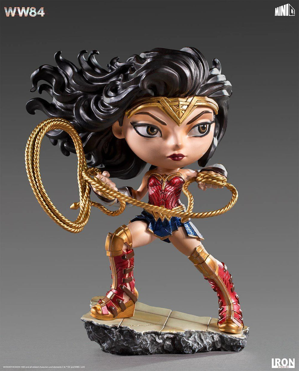 PREORDER - IRON STUDIOS - Wonder Woman - WW84 - Minico