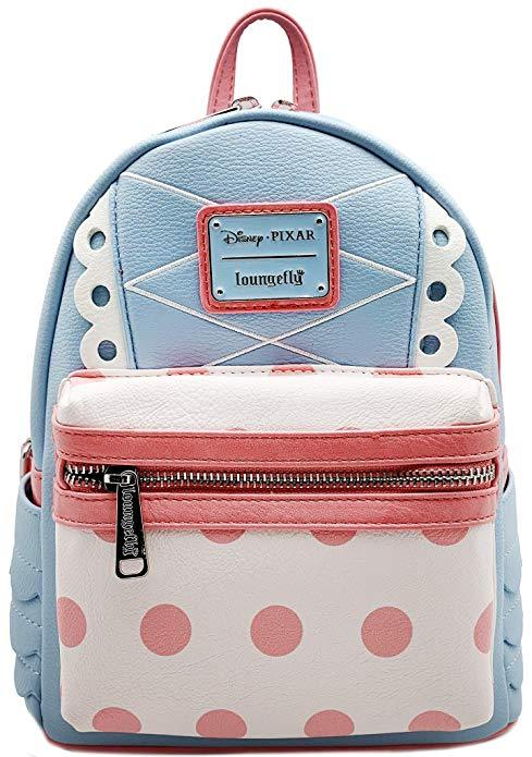 LOUNGEFLY Disney Pixar Toy Story 4 Bo Peep  Mini Backpack