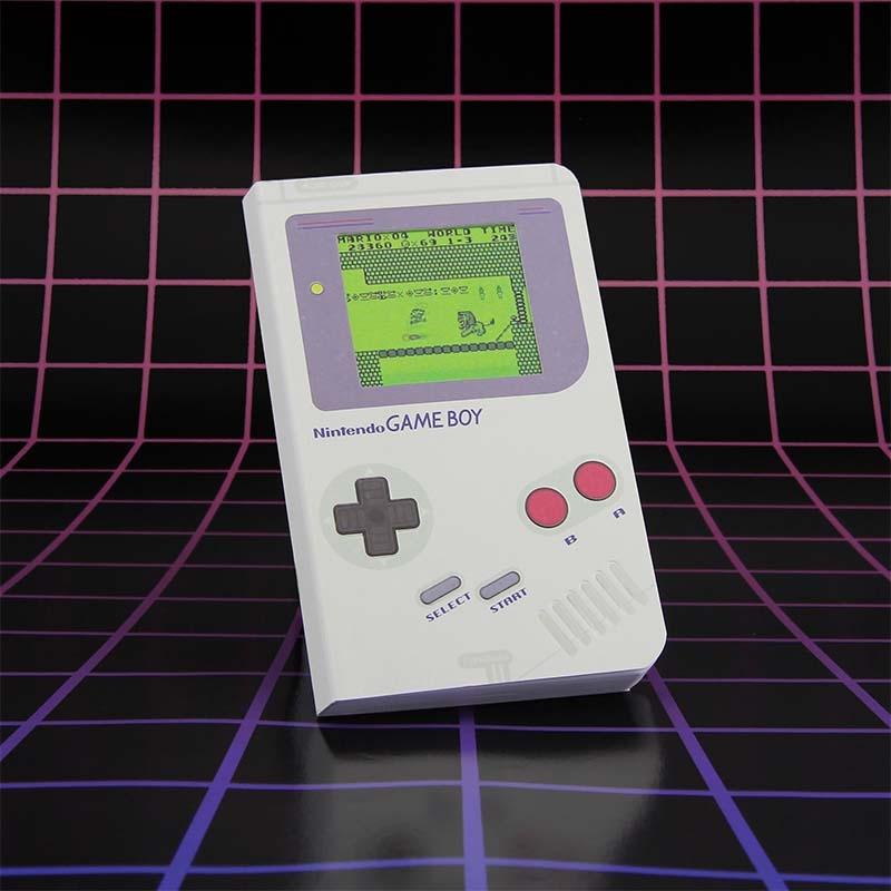 GAMEBOY Notebook