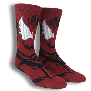 Carnage Suit-up Sock