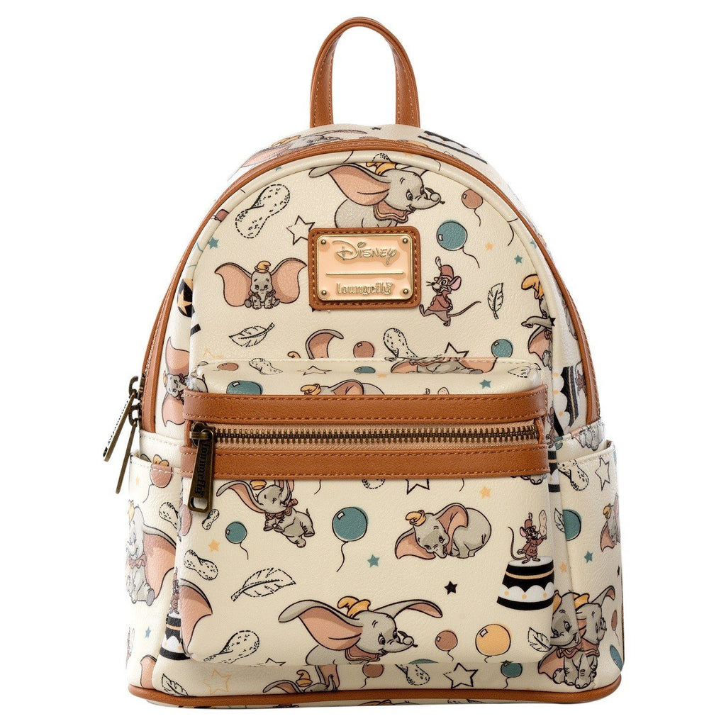 LOUNGEFLY Dumbo Vintage Mini Backpack