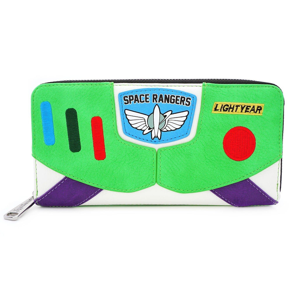 LOUNGEFLY Toy Story Buzz Cosplay Wallet