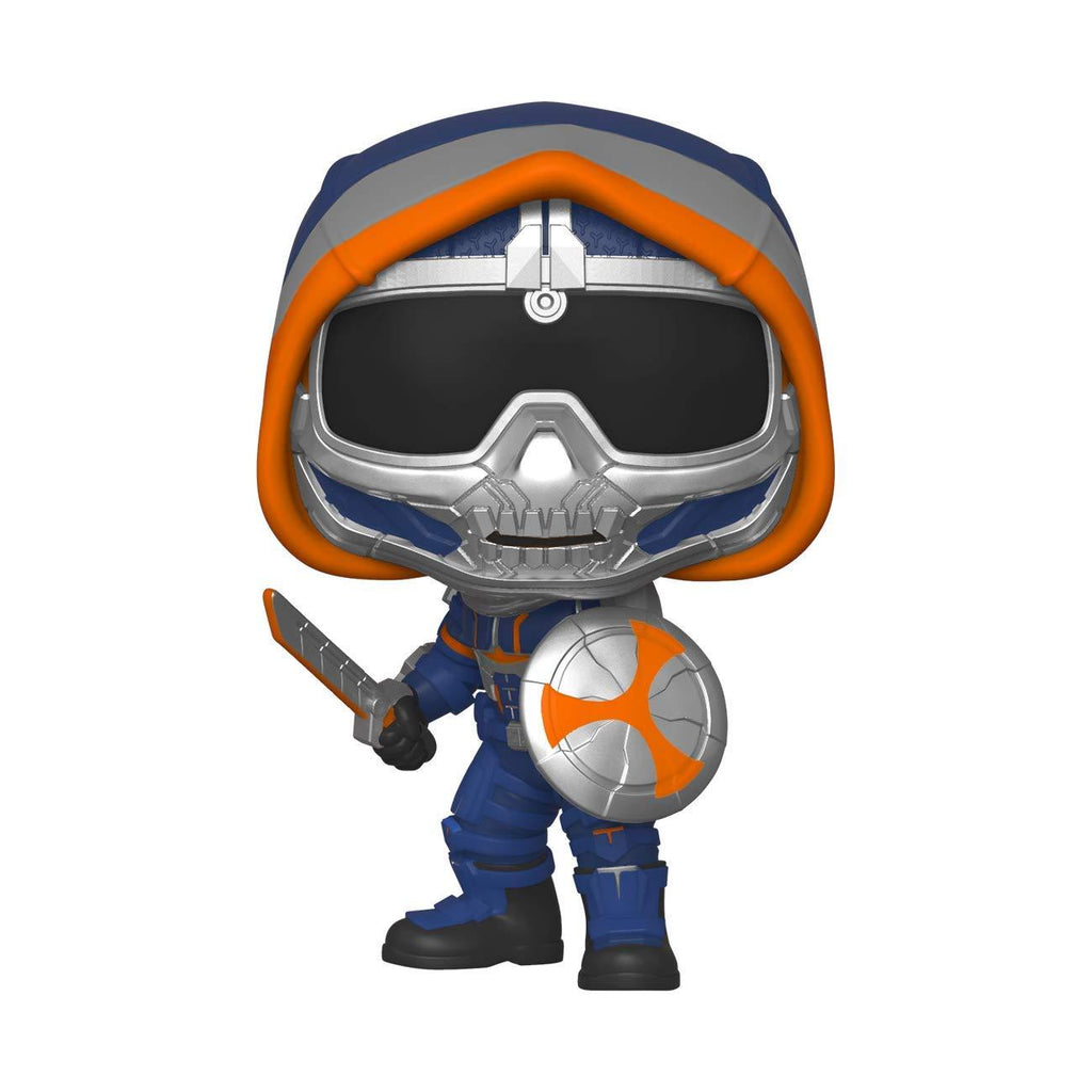 FUNKO Pop! Black Widow - Taskmaster with Shield